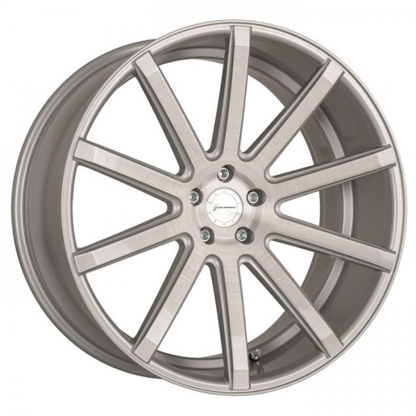 Corspeed Deville Silber Brushed Mustang